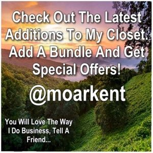 Tops - Bundle For Special Offers!